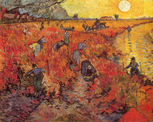 vincent-van-Gogh-il-vigneto-rosso